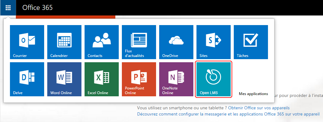 office365 elearning