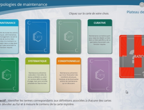 CIMI – Maintenance industrielle