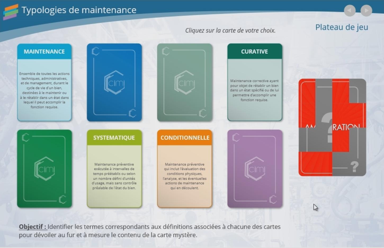elearning maintenance