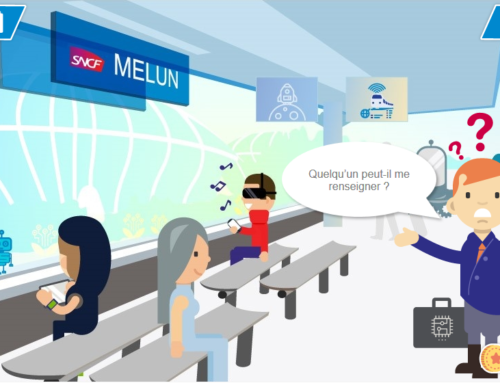 SNCF – Learning game (2020)