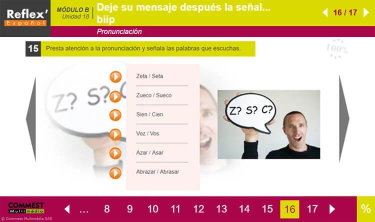 cours espagnol